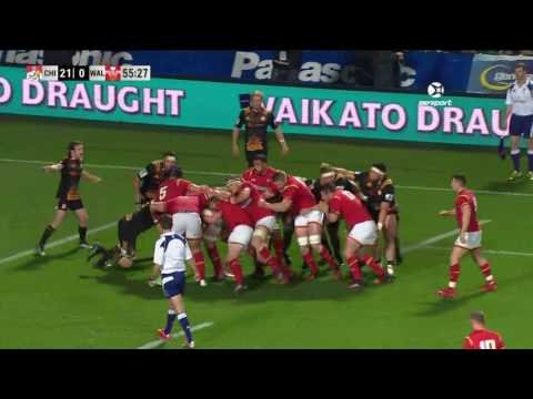 Highlights Chiefs Vs Wales