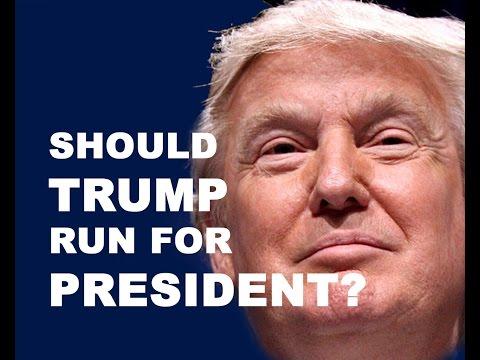 Should Trump Run for President? [Jersey Joe Live # 2]