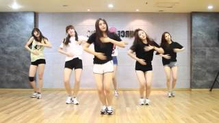 GFRIEND Me gustas tu mirrored dance practice video