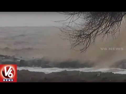 Navsari District Villages Submerged With Flooded Water | Gujarat | V6 News