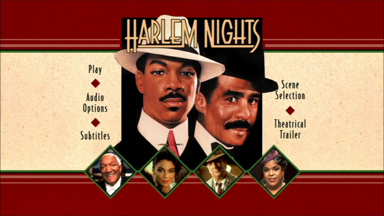 Pictures of harlem nights M