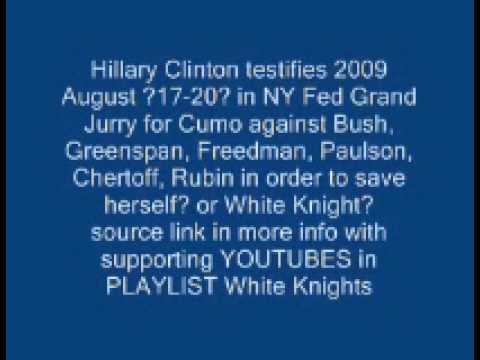 Hillary Clinton Testifies against Traitors 2009-8-17 to 20 BEST part 4 of 7 STEW MENTIONS