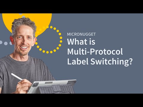 MicroNugget: Multi-Protocol Label Switching (MPLS) & Nothing But MPLS