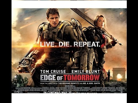 Edge Of Tomorrow (2014) Movie Review