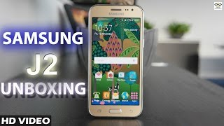 Samsung Galaxy J2 4G Full Review and Unboxing (GOLD) 8Gb
