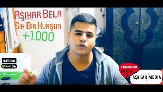 Aşikar Bela Ali - Sık Bir Kurşun ( Officiall Video ) 2017 #İlkParça