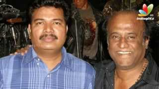Kochadaiyaan - Rajinikanth surprises Shankar | I movie | Enthiran | Kochadaiyaan | Tamil Cinema News