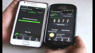 Comparativa Galaxy S2 vs Galaxy S3 Mini (EspañolMX)