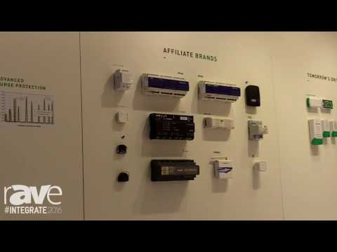 Integrate 2016: brightgreen Shows Compatibility Wall for LED Lighting for Integrators