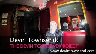DEVIN TOWNSEND Interview