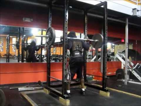 GYM: Powerlifting Day (All 4 Exercises) Image 1