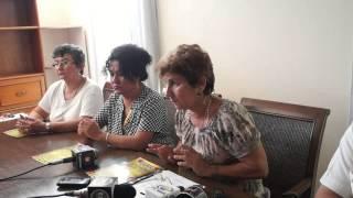 Conferencia de prensa Diocesis de Campeche 29 de septiembre 2014