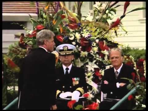 Funeral Service for President Richard Nixon