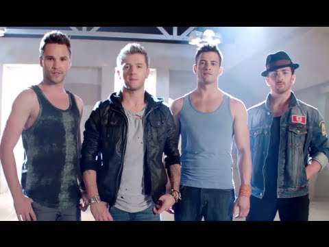 All the Right Moves - Meet the Guys - Travis Wall, Nick Lazzarini, Kyle Robinson, Teddy Forance