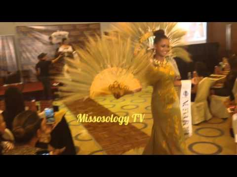 Miss Tourism Philippines 2016 Costume Competition