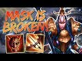 Erlang Shen: THE NEW MASK WITH THIS BUILD IS BROKEN! - Smite
