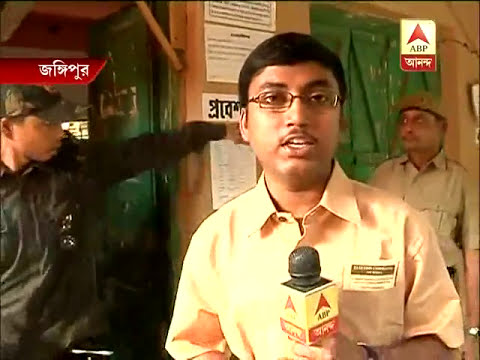 Our correspondent Somit gives us a picture of 2nd phase poll going on at  Jangipur