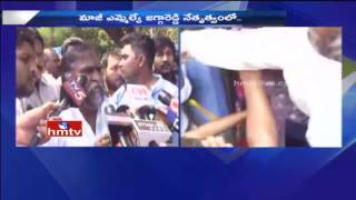 Police Arrests Sangareddy Agricultural College Students | Students Demand For Jobs