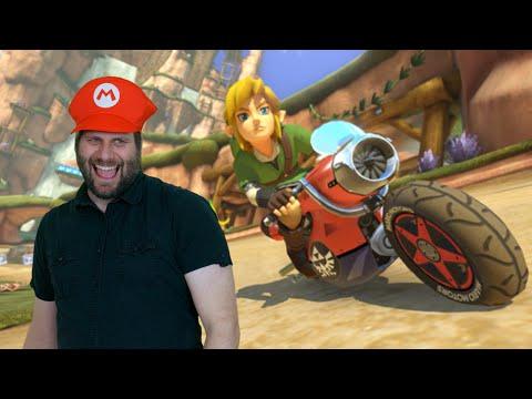 Mario Kart 8 DLC News! Link Playable Character