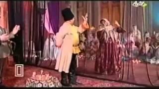 یک رقصِ زیبا  از فیلمِ آرشین مالالان ، آذربایجان
