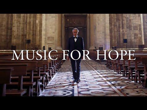 Andrea Bocelli: Umut için Müzik
