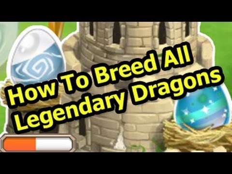 How To Breed Legendary Dragons In Dragon City FULL GUIDE Mirror Crystal Wind