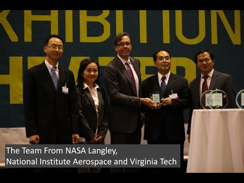 Energy Harvesting award: NASA Langley, Virginia Tech and National Institute of Aerospace