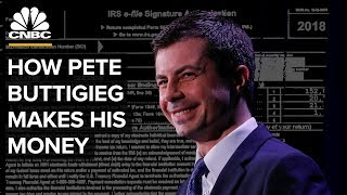 How Pete Buttigieg Makes His Money