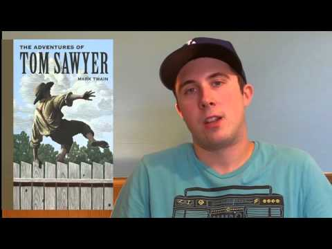 Book review: Mark Twain -- The Adventures of Tom Sawyer