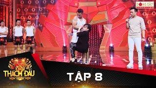 Hotboy cơ bắp dùng 1 tay nhấc bổng Việt Hương | Kỳ Tài Thách Đấu 2017 | Tập 8 (12/11/2017)