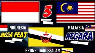 MEGA FEAT  MAKER 3 NEGARA #.INDONESIA,#.MALAYSIA,#.BREI DARUSALAM