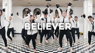 download lagu Believer - Imagine Dragons Dance   Besperon Choreography gratis