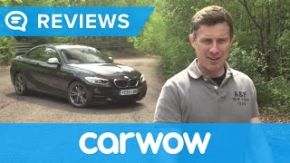 BMW 2 Series Coupe 2018 review | Mat Watson Reviews