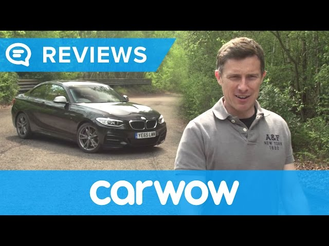 BMW 2 Series Coupe 2017 review | Mat Watson Reviews - YouTube