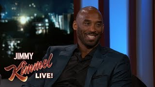 Kobe Bryant Slept with His Basketball
