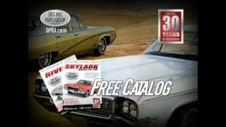 OPGI Buick Riviera, Skylark, Special, GS & GSX Parts