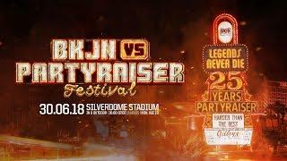Beter Kom Je Niet (BKJN) VS. Partyraiser Festival 2018 | Hardcore / Uptempo | Goosebumpers