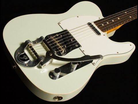 Fender Custom Shop 2012 NAMM Telecaster Custom  •  SN: R66764