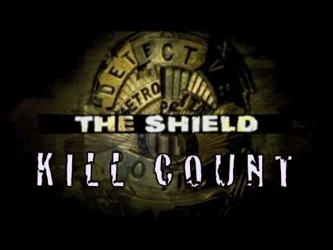 The Shield- Vic Mackey KillCount
