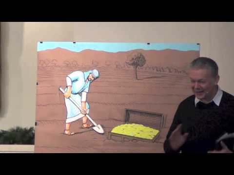 Children's Bible Talk - The Parable of the Hidden Treasure