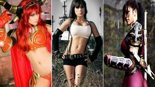The Hottest Babes Cosplay Video of ALL TIME!!! by Paulie G H...