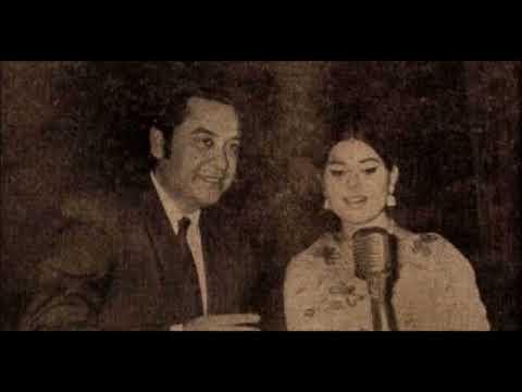 Kishore Kumar and Sulakshana Pandit_Hey Maine Kasam Lee (Version song   EMI)