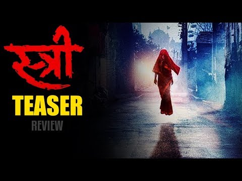Stree Movie Teaser Review | Rajkummar Rao, Shraddha Kapoor | Latest Telugu Movie News