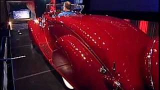 1935 Duesenberg Model SJ Roadster