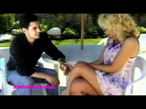She Male Gia Darling gives an interview