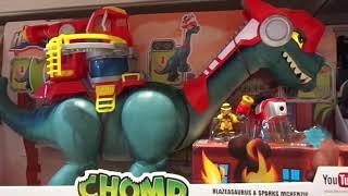 Trò Chơi Khủng Long Sừng Đẻ Trứng  ❤ ChiChi ToysReview TV ❤ Đồ Chơi Trẻ Em