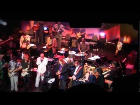 Howlin for Hubert Finale Apollo Theater 2/24/12