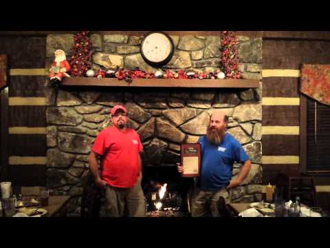 LOCAL MOVERS LOVE Fireplace Restaurant: in Asheville Weaverville NC Christmas party place