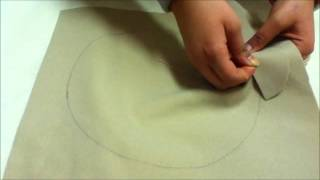 How To Make A Flower Cushion Cover By Rose