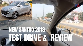 NEW HYUNDAI SANTRO 2018 TEST DRIVE, REVIEW AND HONEST OPINION